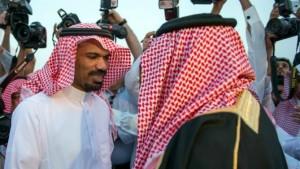 Abdullah al-Khaldi, Mohammed bin Nayef bin Abdelaziz Al Saud